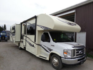 Fall Special on Previously Enjoyed Jayco C-Class Motorhome