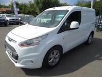 2014 64 FORD TRANSIT CONNECT 1.6TDCI LIMITED PV 200 DIESEL