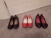 Hush Puppies Shoes size 4
