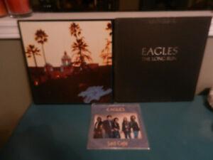 Vinyl Records/LP's The Eagles Hotel California Lot of 3