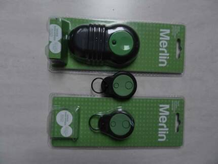 Merlin Garage Door Openers In Redland Bay 4165 Qld Gumtree