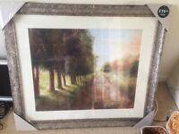 Large picture frame dunelm 79x92cm