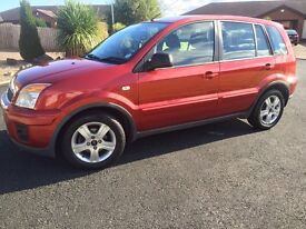 Price reduced: Ford Fusion Zetec 1.4 Diesel TDCi for sale, just serviced