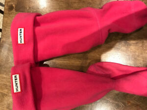 Hunter Boots size 5-6