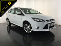 2014 FORD FOCUS ZETEC TDCI 1 OWNER SERVICE HISTORY FINANCE PX WELCOME