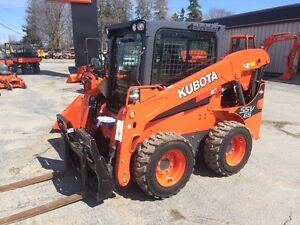 NEW KUBOTA SSV65 & SSV75-0% FINANCING FOR 60 MONTHS