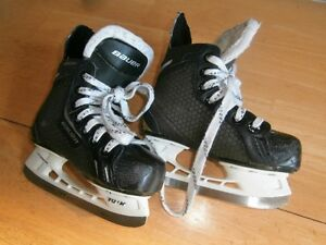 Little Boy's Bauer Skates Size 10Y