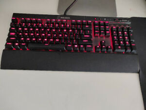 Corsair K70 Red LED Cherry MX Brown Switches