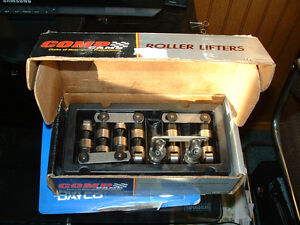 BIG BLOCK FORD ROLLER LIFTERS, COMP CAMS HD ENDURE-X 180* OFFSET
