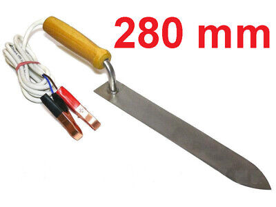 11 Stainless Steel 12v Beekeeping Knife Uncapping Electric Bee Honey Apiculture