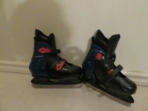 Ice Skates -Adjustable Boys Skates