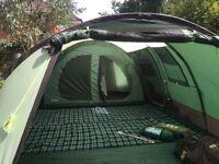 Tent 8 berth