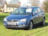 2007 07 FORD FOCUS 1.6 STYLE 5D AUTO 100 BHP