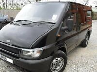 2004 Ford Transit T300 LPG / Autogas / Bi fuel. RWD. No rust and never welded.