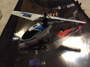4 Channel 2.4G RC Helicopter
