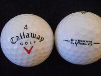 Callaway Mixed Model Golf Balls x 50. Pearl Condition