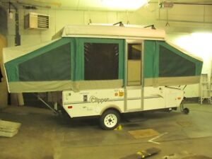 For Sale tent trailer