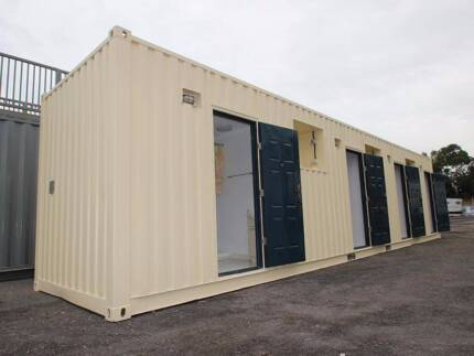 Accommodation Shipping Container