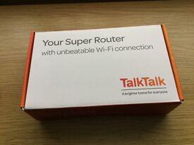 Talk talk super router