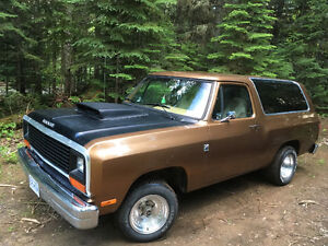 1987 Dodge Other Pickups SUV, Crossover Prince George British Columbia image 2