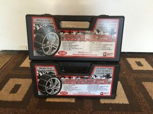Magic Grip Winter chains for sale-  BRAND NEW !