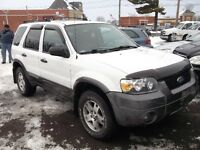 Ford Escape  XLT v6  4WD 2005