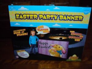 Plethora of Easter decorations, all new condition