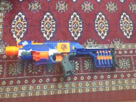 nerf stockade gun