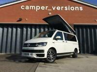 VW T6 Transporter Campervan 2018 | Sportline Styling | Starry Night | 29k miles