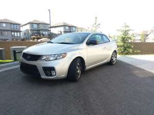 2011 Kia Forte SX 2.4L BLUETOOTH & HEATED SEATS!