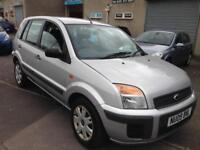 2009 Ford Fusion 1.4 TDCi Style 5dr