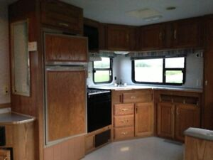 1995 30ft terry fifth wheel