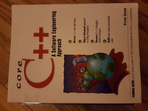 Core C++: A Software Engineering Approach by Victor Shtern