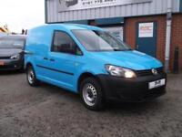 2011 11 VOLKSWAGEN CADDY 1.6 C20 PLUS TDI WITH ELECTRIC PACK AND AIR CON DIESEL