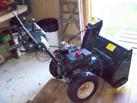 For Sale:- Yard Works Snowblower
