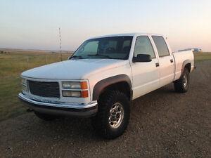 2000 GMC Sierra 3500 Pickup Truck