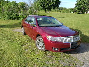 2007 Lincoln MKZ FOR SALE $5000.00