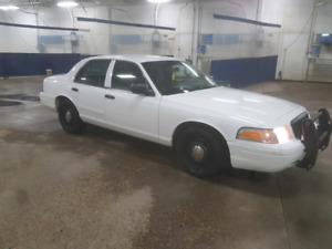 2011 ford crown Victoria P71 interceptor