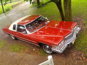 Cadillac Deville Coupé 1976