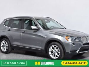 2014 BMW X3 xDrive28i TOIT PANORAMIQUE, NAVIGATION