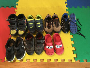 Shoes, size 11 and 12