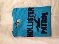 "HOLLISTER Patrol tees Long Sleeves ""wholesale Only"""