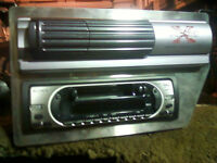 Sony AM FM CASSETTE WITH 6 PACK CD PLAYER