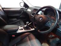 2011 11 BMW X3 2.0 XDRIVE20D SE 5D 181 BHP DIESEL