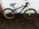 X rated jump bike, 26 inch wheels