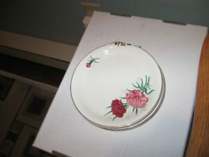 VINTAGE LUNCHEON PLATES - REDUCED!!!!