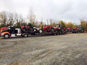 Transport équipement agricole et plus