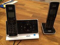V-TECH Hands Free phone set