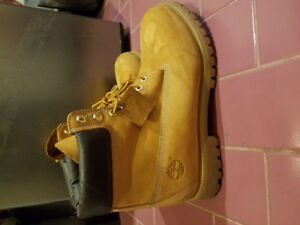 Timberland boots man size 13 for sale