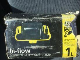 Aspen Pumps Hi Flow 1 Litre Condensate pump